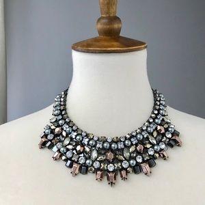 Stella & Dot vintage Kahlo Bib Necklace